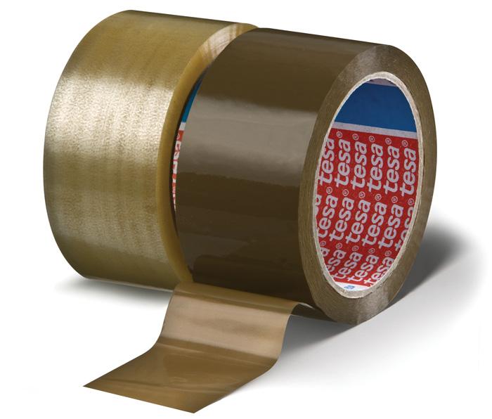 Balicí pásky Tesa - 48 mm x 66m / transparentní
