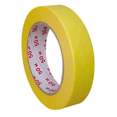 Lepicí pásky krepové - 15 mm x 50 m