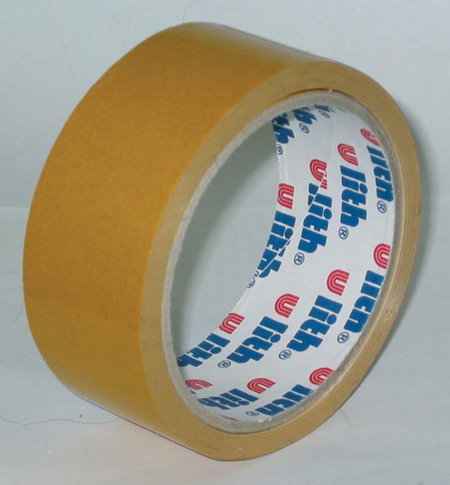 Lepicí pásky oboustranné - 38 mm x 10 m
