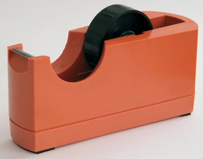 Stolní odvíječ lepicí pásky NOVA - mix barev