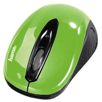 Myš Hama AM bezdrátová - AM 7200 / zelená