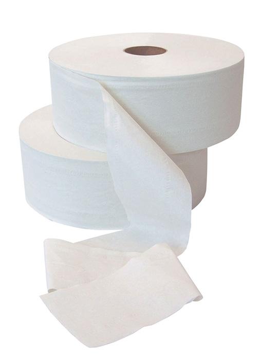 Toaletní papír Jumbo - průměr 190 mm