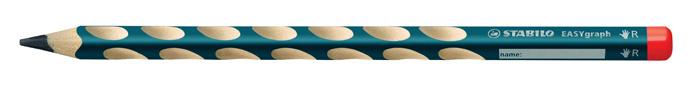 Tužka STABILO EASYgraph - HB / pro praváky