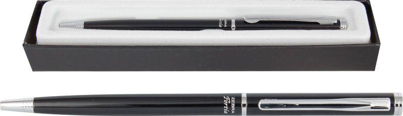 Kuličkové pero Fortia - černá