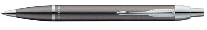 Kuličkové pero Parker IM - tmavě šedá