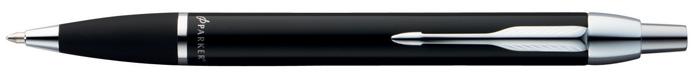 Kuličkové pero Parker IM - černá