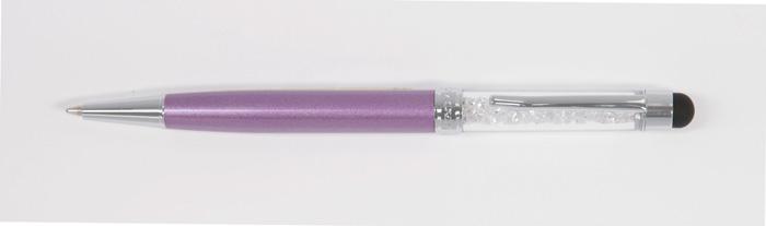 Kuličkové pero Aura Touch - fialová