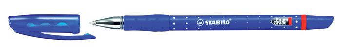 Kuličkové pero Stabilo Exam Grade - modrá