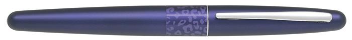 Roller Pilot Middle Range 2 - fialová / leopard