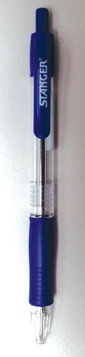 Kuličkové pero Stanger R 1.0 - modrá