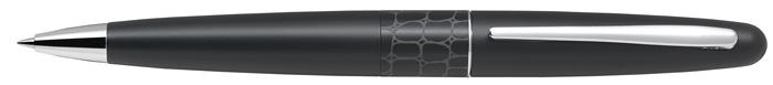 Kuličkové pero Middle Range 2 - černá / krokodýl