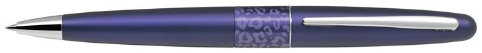 Kuličkové pero Middle Range 2 - fialová / leopard