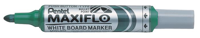 Popisovač Pentel MAXIFLO MWL5M - zelená