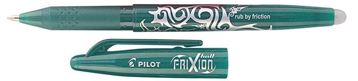 Roller Pilot Frixion - zelená