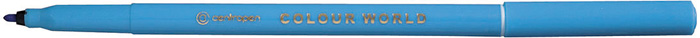 Popisovače Centropen 7550 - modrá