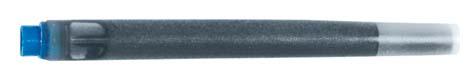 Bombičky Parker do plnicích per - modrá / 5 ks