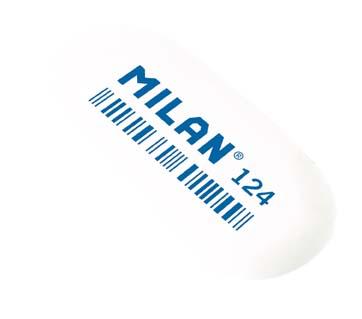 Pryž Milan 124 - bílá