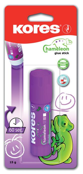 Lepicí tyčinka Kores Chameleon - 15 g / blistr