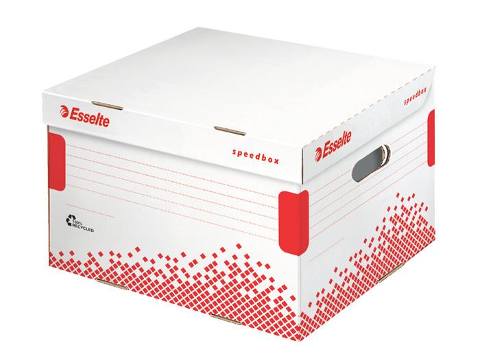 Archivní boxy a kontejnery Esselte Speedbox - kontejner archivní / na boxy