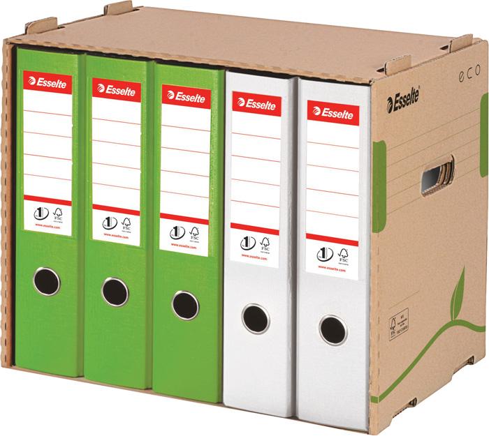 Archivní boxy a kontejnery Esselte ECO - kontejner archivní / na pořadače