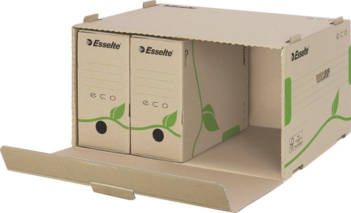 Archivní boxy a kontejnery Esselte ECO - kontejner archivní / na boxy /otevírání zepředu