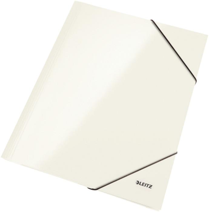 Spisové desky Leitz WOW - bílá
