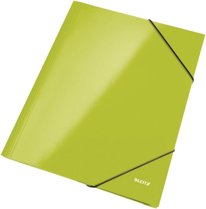 Spisové desky Leitz WOW - zelená