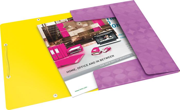 Spisové desky A4 Retro Chic - fialová