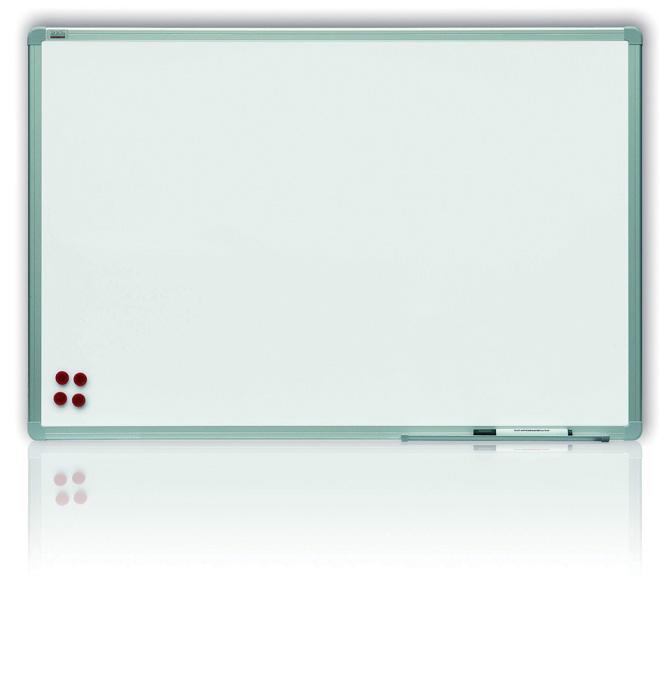 Tabule bílá magnetická keramická -100 x 150 cm