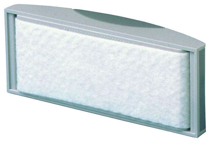 Magnetická houba na bílé tabule - houba / 140 x 57 mm