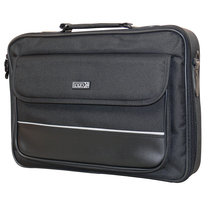 Taška na notebook Light - černá