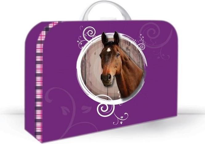 Školní kufřík - Kůň