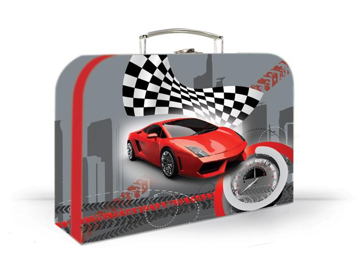 Školní kufřík - Auto