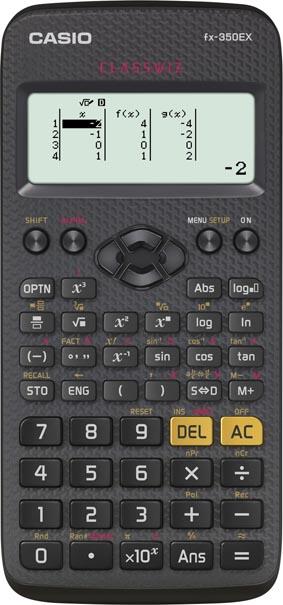 Kalkulačka Casio - FX 350 EX