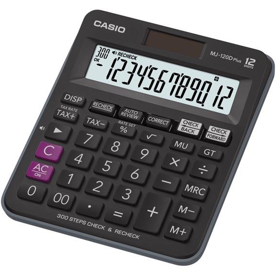 Kalkulačka Casio MJ 120 D - displej 10 míst