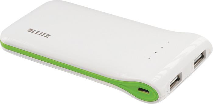 Přenosná USB nabíječka Leitz Complete - bílá