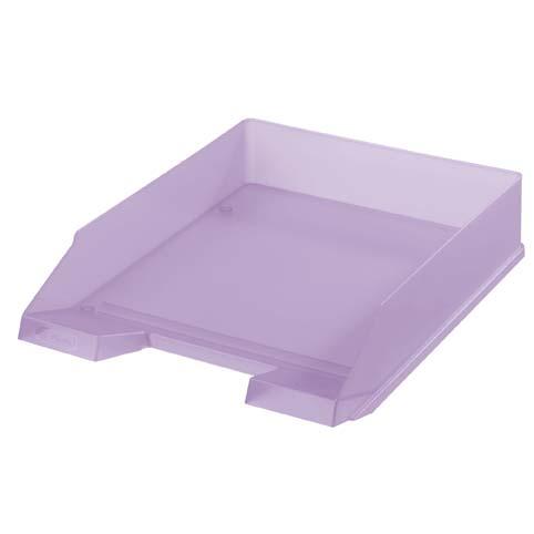 Kancelářský box na spisy Heritz - lila / fialová
