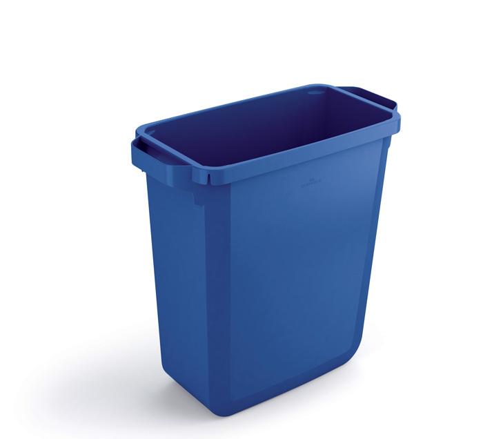 Odpadkové koše Durabin 60 l - koš / modrá