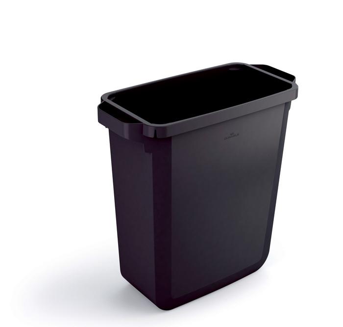 Odpadkové koše Durabin 60 l - koš / černá