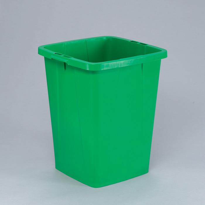 Odpadkové koše Durabin 90 l - koš / zelená