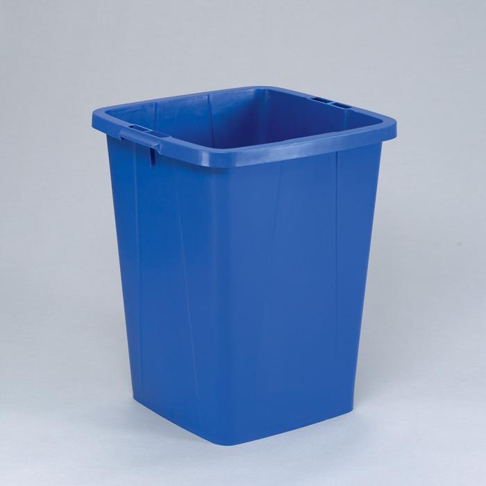 Odpadkové koše Durabin 90 l - koš / modrá