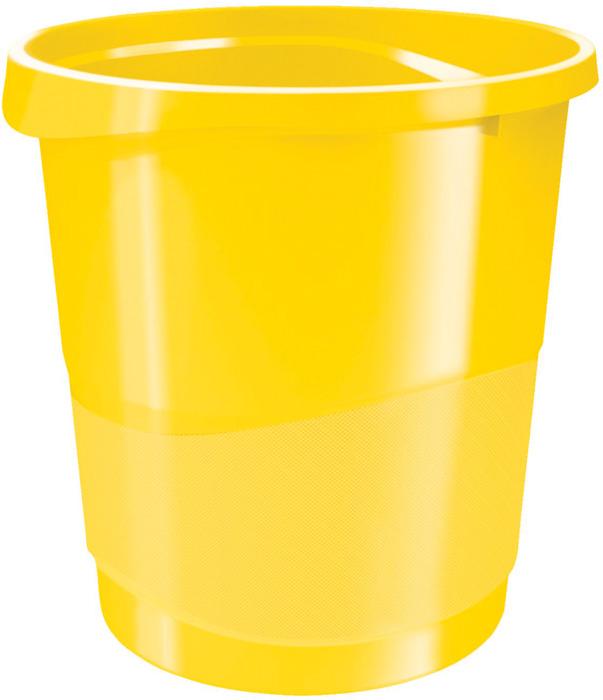 Koš odpadkový Vivida - žlutá
