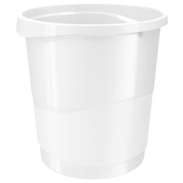 Koš odpadkový Vivida - bílá