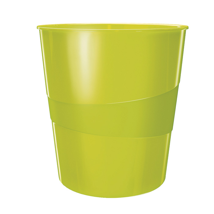 Koš odpadkový Leitz WOW - zelená
