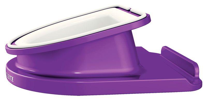 Otočný stojánek Leitz Complete - fialová