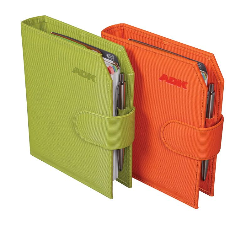Diář ADK A5 Praktik 5 - oranžová