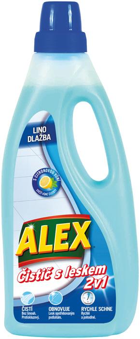 Alex 2 v 1 - na lino / 750 ml