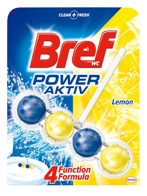 Bref Power Active - kuličky / mix