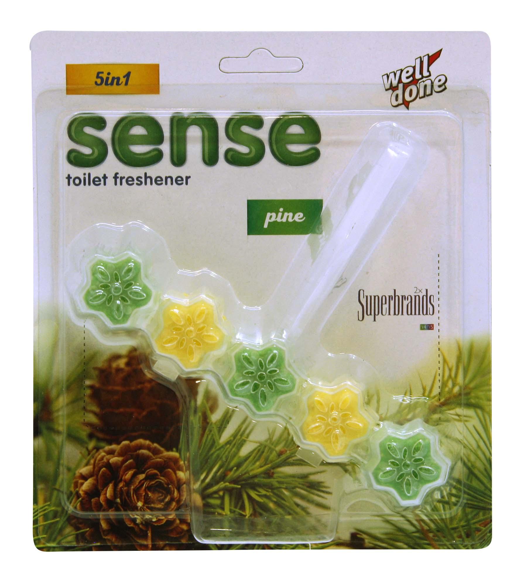 WC blok Sense - Pine / 5v1