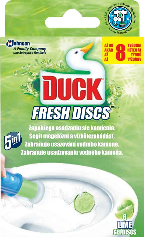 Duck Fresh Discs - Limetka